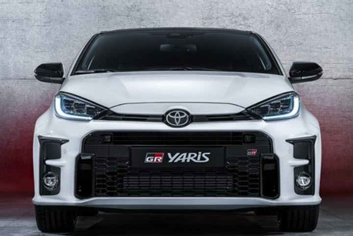 Toyota Yaris ra mắt 3 phiên bản thể thao