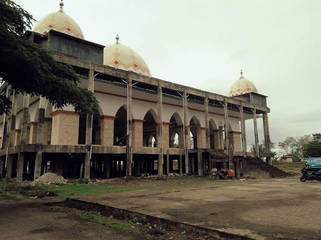 Pembangunan Islamic Center Sinjai Dilaporkan Dugaan Tindak Pidana Korupsi