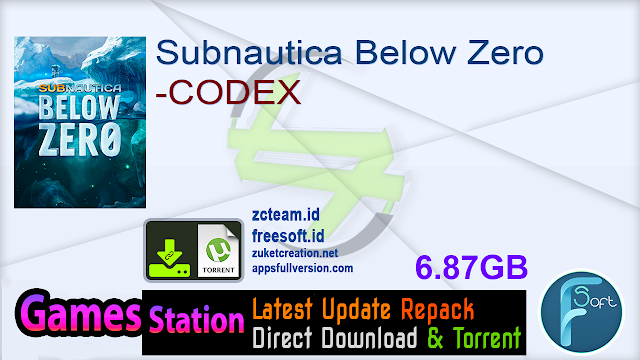 Subnautica Below Zero -CODEX_ ZcTeam.id