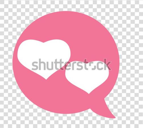 graphic design vector love icon