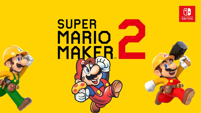 Super Mario Maker 2 players, multiplayer online game, Super Mario Nintendo Switch, PLAY LOCAL MULTIPLAYER, games, latest gaming news, video games news, all games, all news, Nintendo Switch,