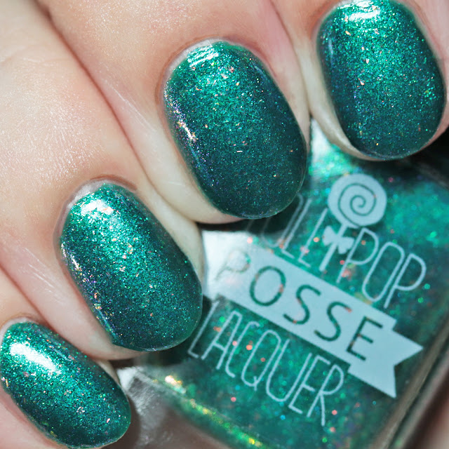 Lollipop Posse Lacquer Something Wicked