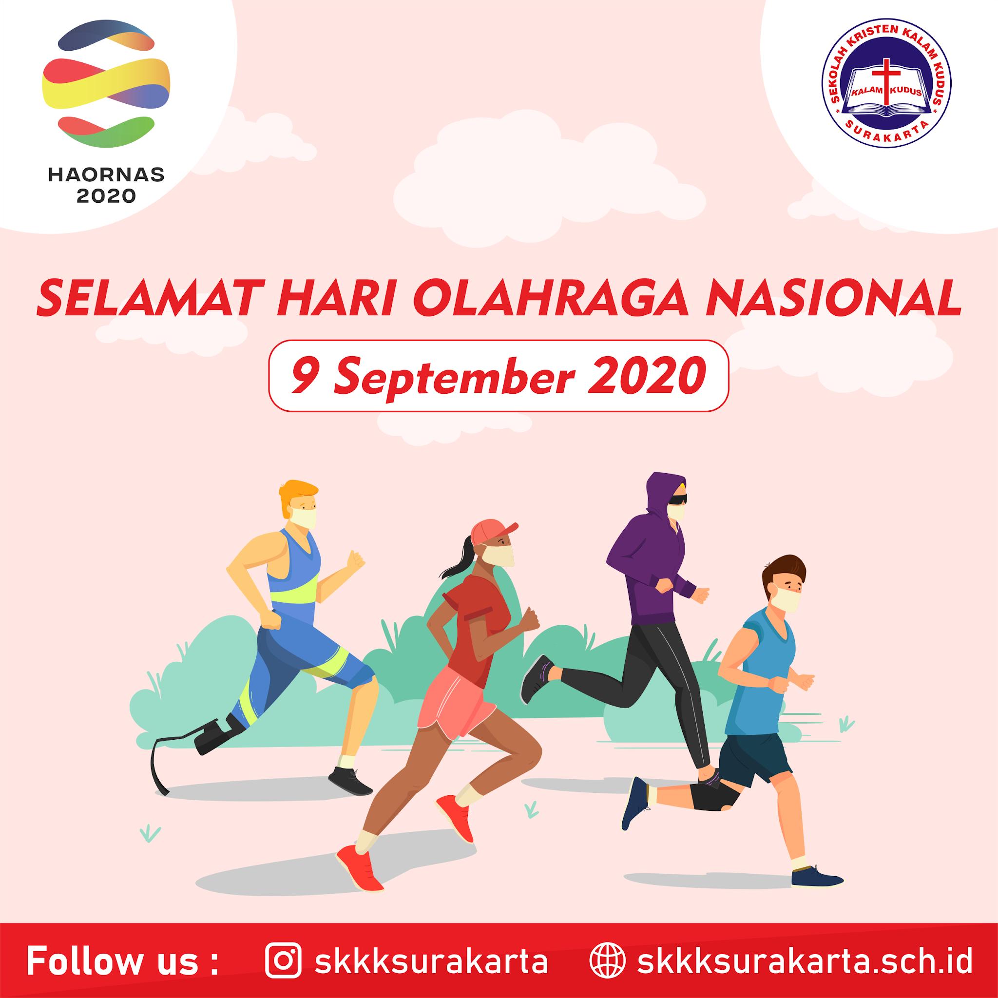 Hari Olahraga Nasional 2020