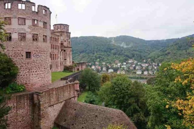 Χαϊδελβέργη (Heidelberg) - Μια παραμυθένια πόλη