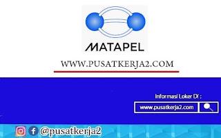 Lowongan Kerja SMA SMK Jakarta PT Mata Pelangi Chemindo September 2020
