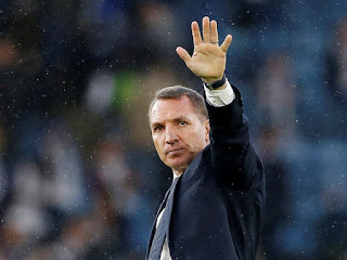 Leicester City 'open contract talks with Brendan Rodgers amid Arsenal interest'
