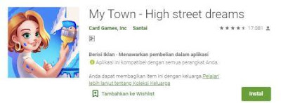 game android terpopuler