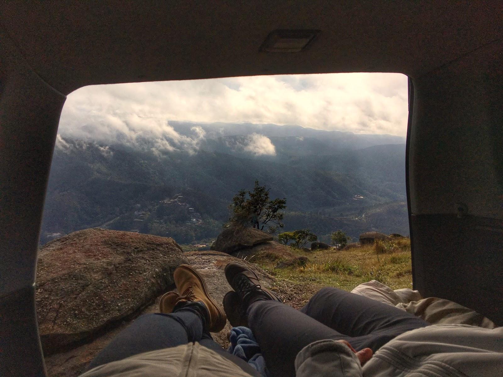 Pico do Olho D'água - Mairiporã-SP