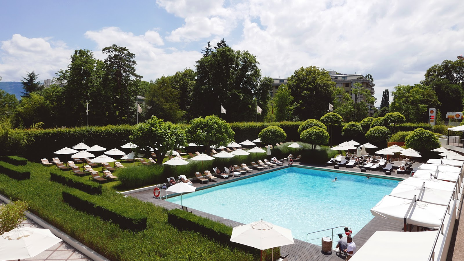 Euriental | fashion & luxury travel | Intercontinental Geneva, Switzerland