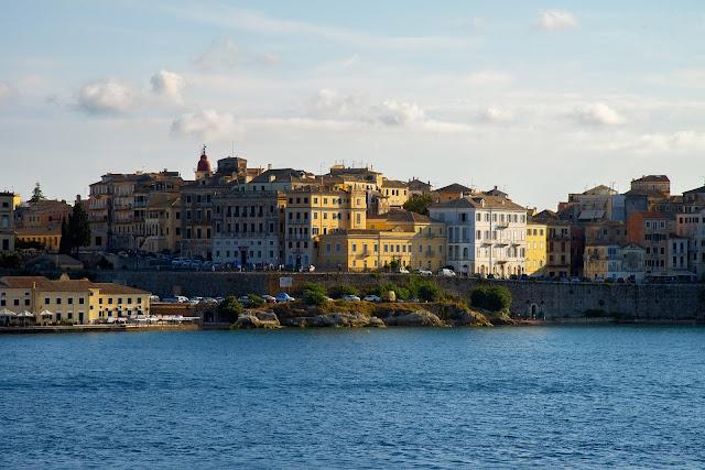 Corfu - Birthplace of Prince Philip