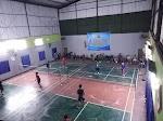 Sewa GSG Badminton (2 Lapangan)