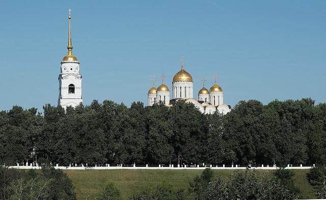 Владимир, Свято-Успенский собор (Vladimir, Holy Dormition Cathedral)
