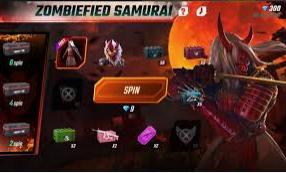 Bagaimana Cara Dapatkan Event Zombie Samurai FF?