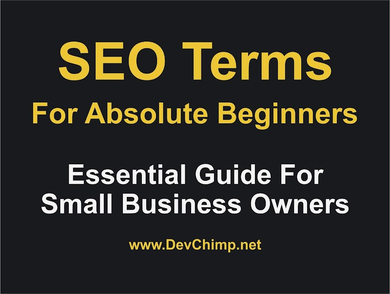 63 SEO Terms For Absolute Beginners | With [ Infographic ]