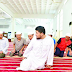 Buruh Cina peluk Islam selepas kagum tingkah laku imam, penduduk