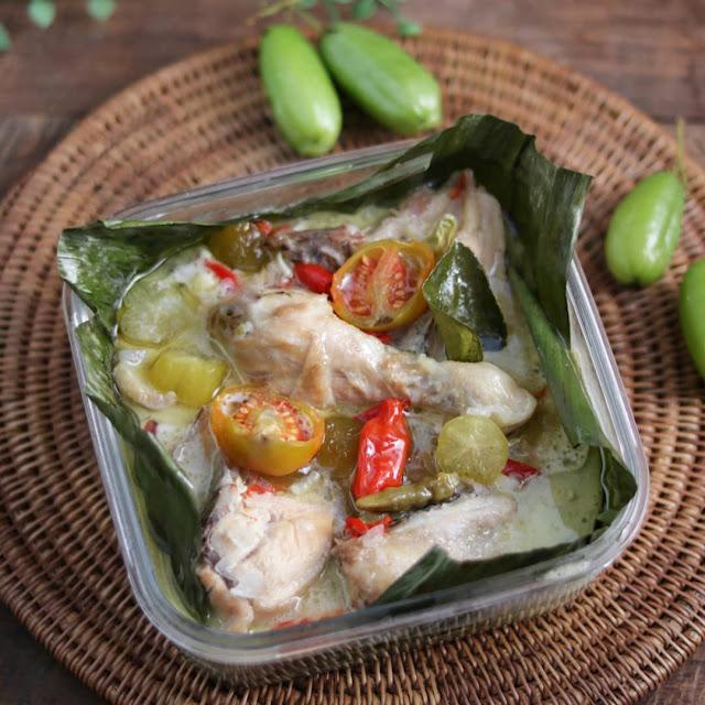 Aneka Olahan Resep Cara Membuat Garang Asem Ayam Enak dan Praktis