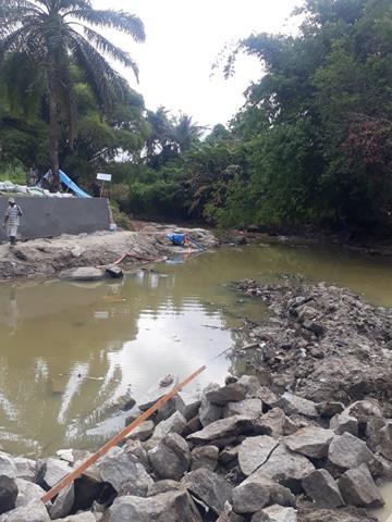 Masyarakat Kampung Gunung Siantar Marihat, Ucapkan Terimakasih Kepada Kodim 0207/Simalungun Pada Pra TMMD Ke-112