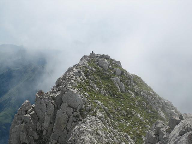 Rutas Montaña Asturias: Cima gemela del Canto Cabronero
