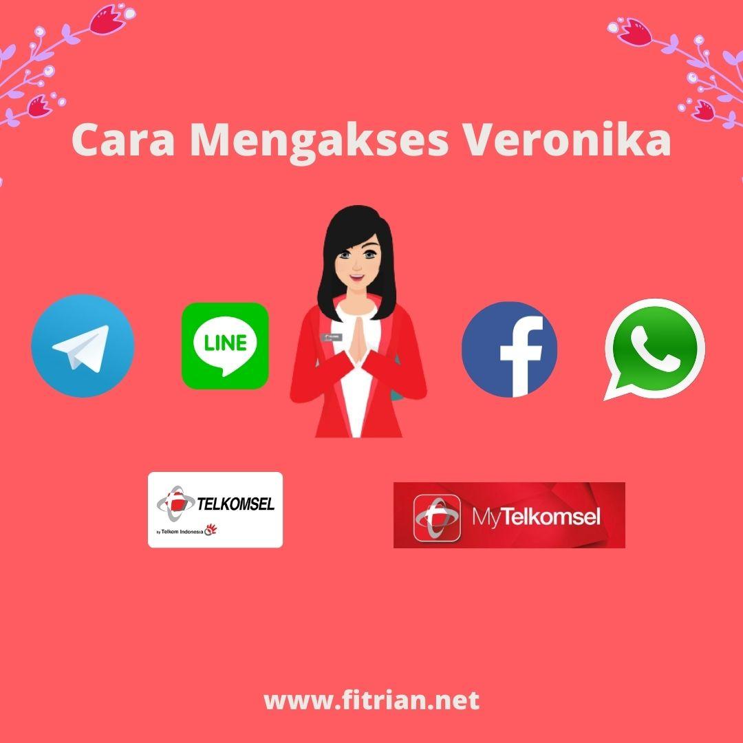 Veronika Telkomsel
