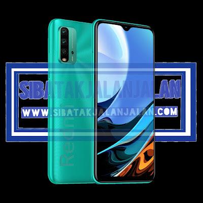 review smartphone terbaik 2021 redmi 9t