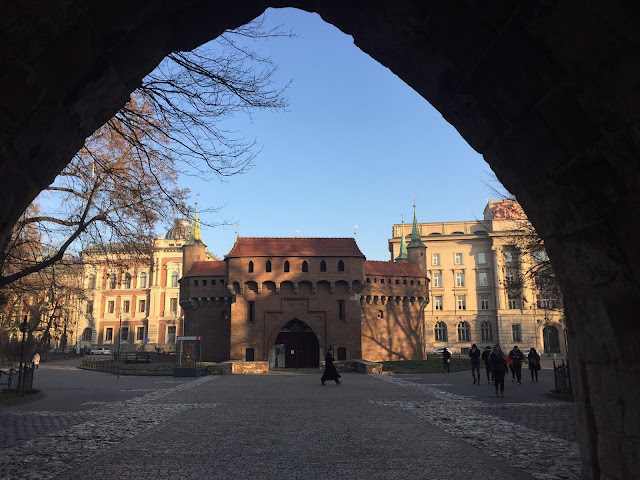Cracovia y unas costillas asadas que jamás olvidaré