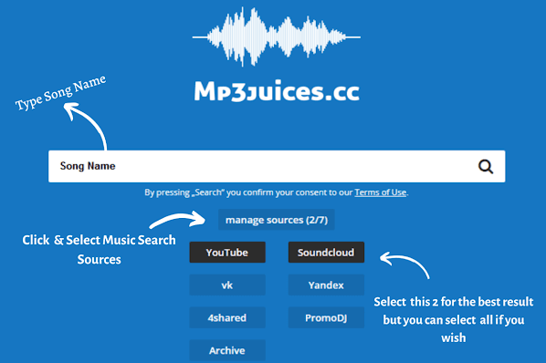 How to Download Music free from Mp3 Juice?