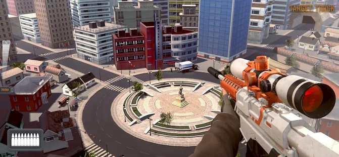 تحميل لعبة Sniper 3D Assassin apk للاندرويد اخر اصدار لعبة القناص