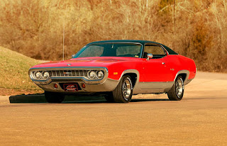1972 Plymouth Satellite Sebring 318 Left Front Picture