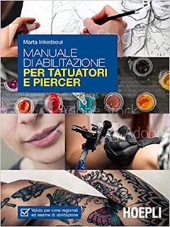 Manuale Di Abilitazione Per Tatuatori E Piercer PDF