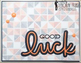 Good Luck - photo by Deborah Frings - Deborah's Gems