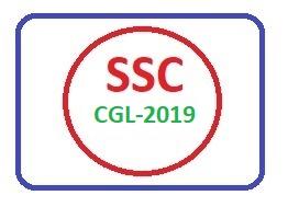 SSC CGL-2019 Questions