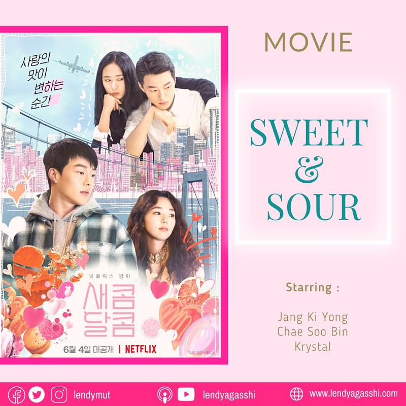 Review dan sinopsis film Sweet and Sour Jang Ki Yong
