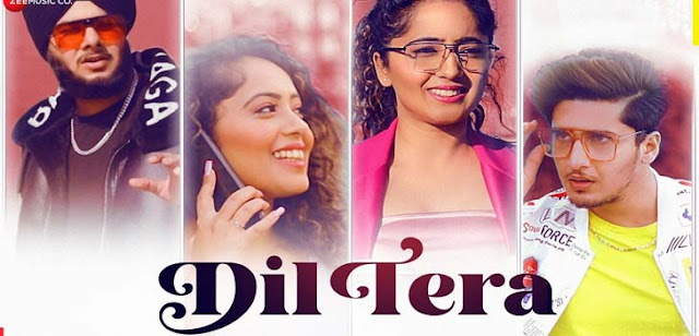 Dil Tera Lyrics - Harshdeep Singh Ratan