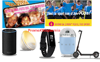 Logo Galbusera premia il sorRiso: vinci 180 premi e voucher sport da 2000€