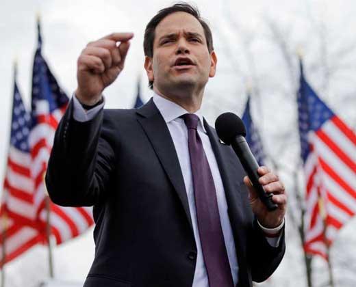 Rubio pidió a EEUU aumentar lista de funcionarios venezolanos sancionados