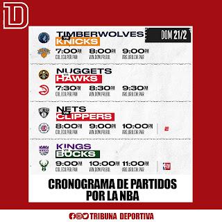#NBA #Basquet #tribunadeportiva