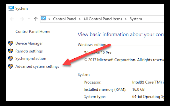 How to add Python Path Environment Variable in Windows 8, 10