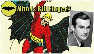 Bill Finger Batman Co-Creator