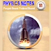 1st Year Physics Notes Download