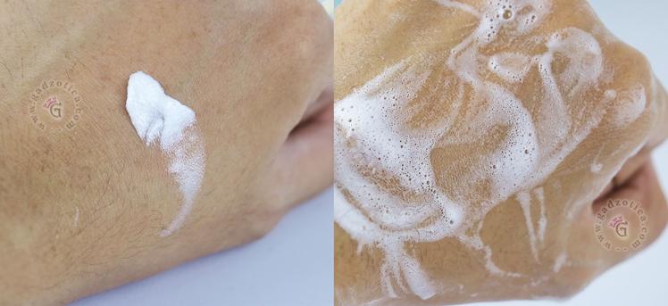 Review Nurish Organiq Oil Control Foamy Cleanser