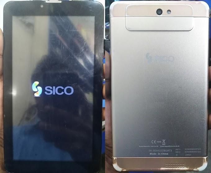 SICO Tab 4 Go 3G Stock Firmware | [Flash File]