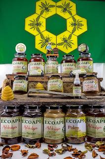 Miel ECOAPI sin glifosato productos saludables Ecoapicultores