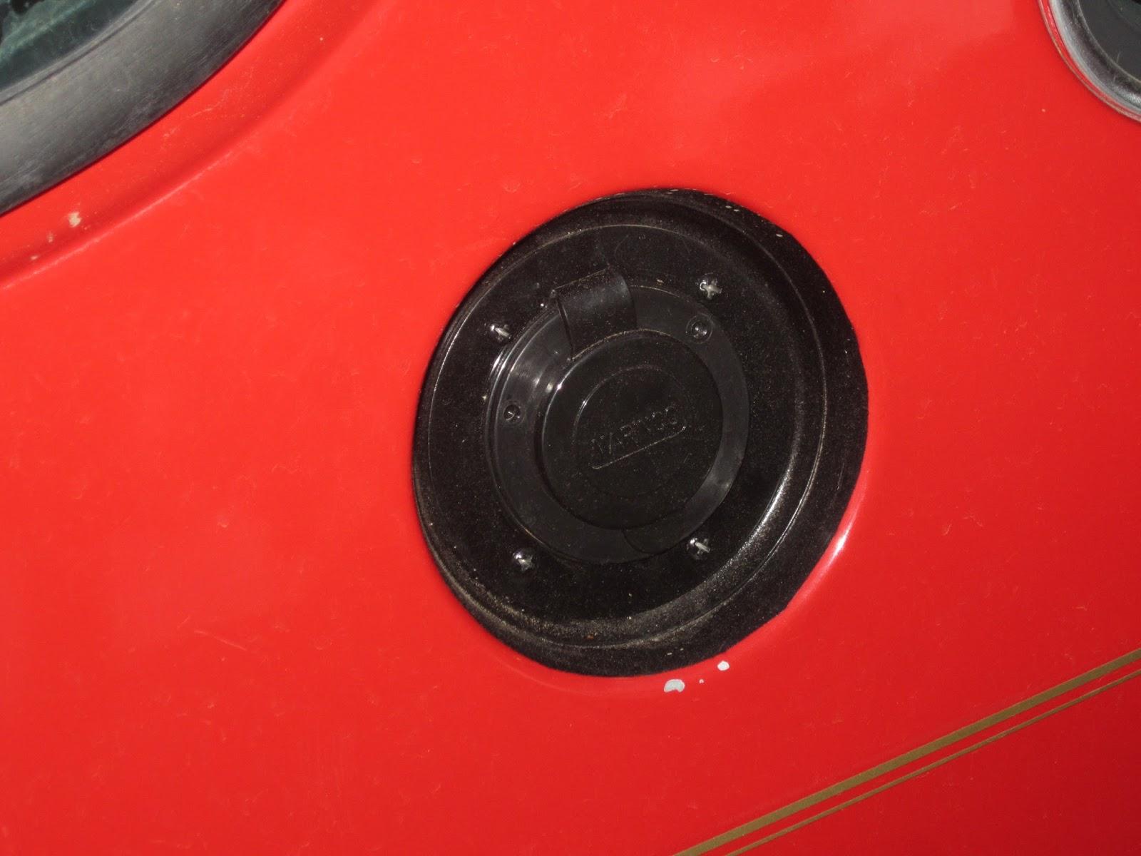 Porsche 924 Electric Conversion: July 2013