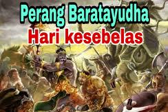 Sejarah Perang Baratayudha di Hari Ke Sebelas (ke-11), Kisah Mahabharata