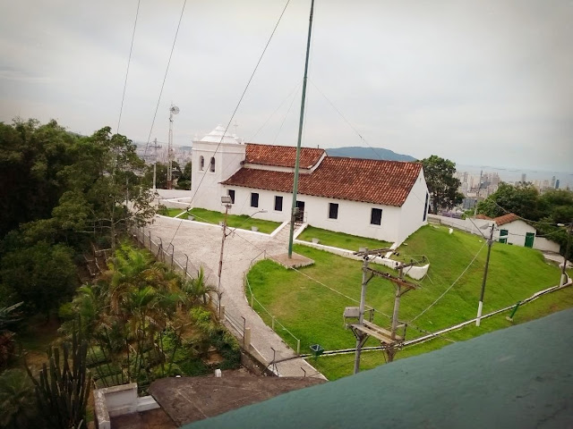 Capela de Nossa Senhora do Monte Serrat