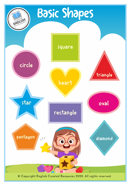 Basic Shapes Activities