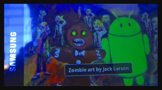 Gambar OS Android yang Abal-Abal