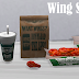 TS3 & TS4 Wing Stop Set