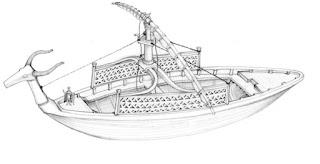 Nuragic ship