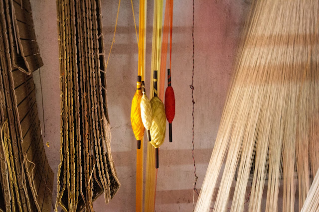Murshidabad Silk Threads